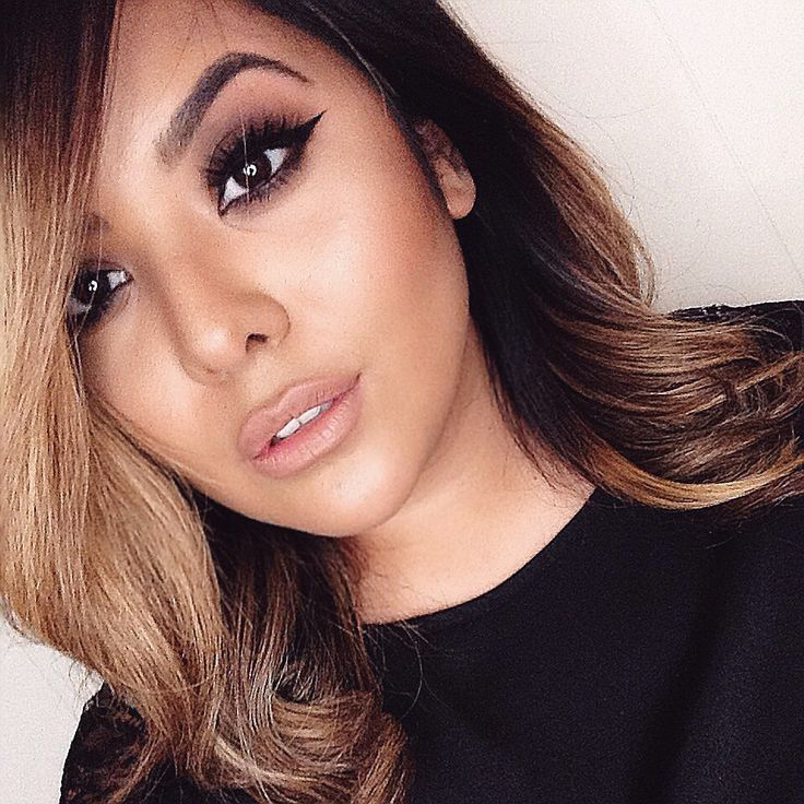 Medium-Ombre-Wavy-Hairstyle Hottest Ombre Hair Color Ideas for 2019 – (Short, Medium, Long Hair)