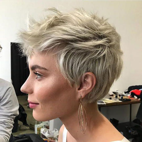 New-Pixie-Haircut-2019 Best Sassy Pixie Cuts 2019