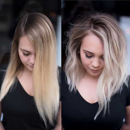 Ombre-Hair-1 Best Cute Short Haircuts 2019