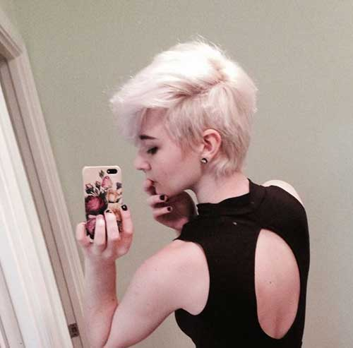 Pixie-Cut Trendy Short Hairstyles You Should See