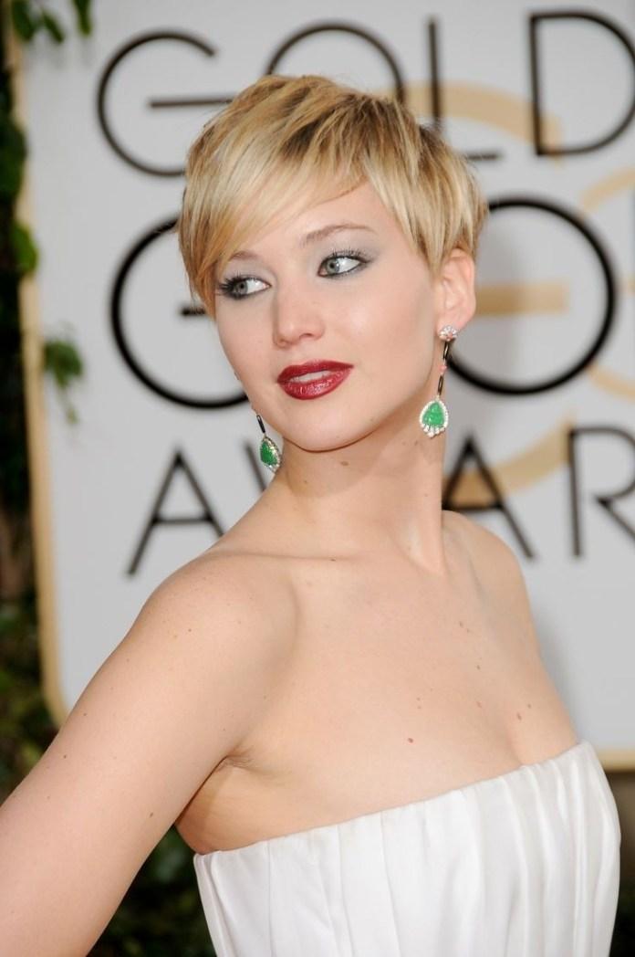 Short-Blond-Pixie-Haircut-for-Thin-Hair Beautiful Hairstyles for Thin Hair 2019