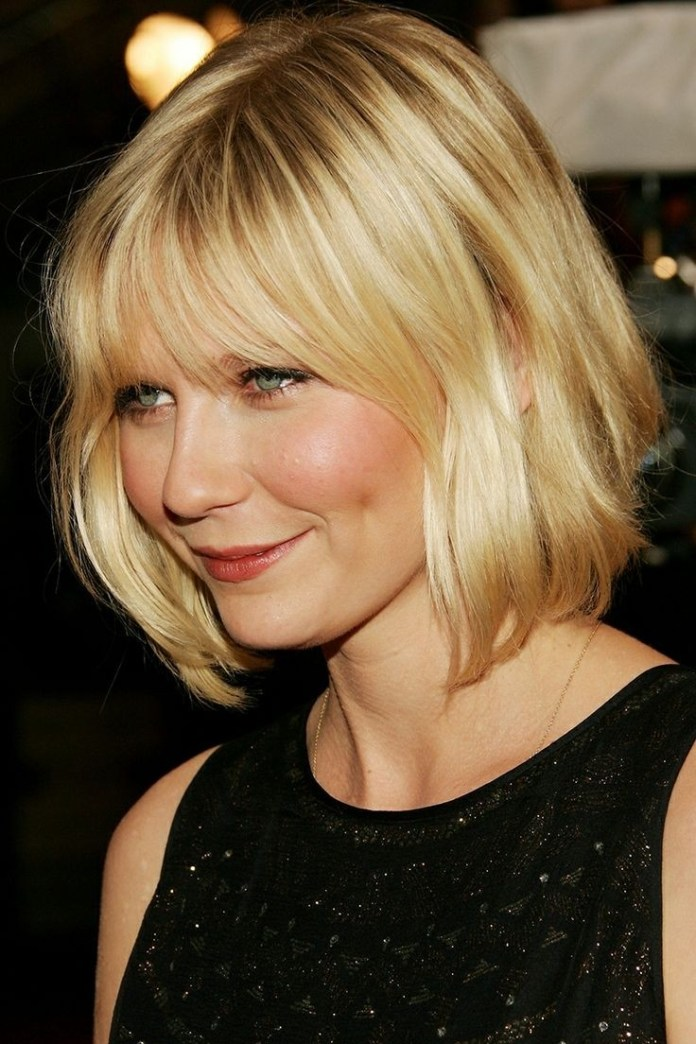 Short-Bob-Hairstyle-for-Women-Over-40 Beautiful Hairstyles for Thin Hair 2019