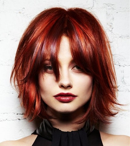 Short-Hairstyles-for-Women-with-Square-Faces-11 Hypnotic Short Hairstyles for Women with Square Faces