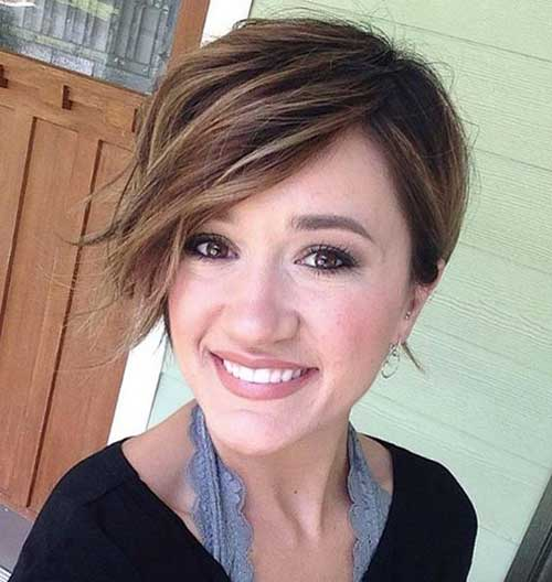 Trendy-Long-Pixie Trendy Short Hairstyles You Should See