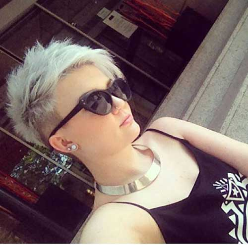 Undercut-Women-Short-Hair Trendy Short Hairstyles You Should See