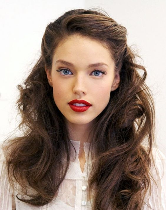 elegant-retro-hairstyles-for-women-vintage-hairstyles-2 Elegant Retro Hairstyles 2019 – Vintage Hairstyles for Women