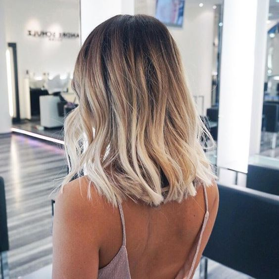 ombre-hair-color-ideas-for-women-3 Hottest Ombre Hair Color Ideas for 2019 – (Short, Medium, Long Hair)