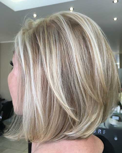 short-bob-cut Best Short Hairstyle Ideas 2019