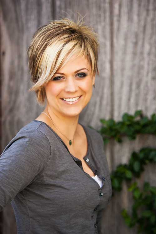 short-hairstyles-2 Best Short Hairstyle Ideas 2019