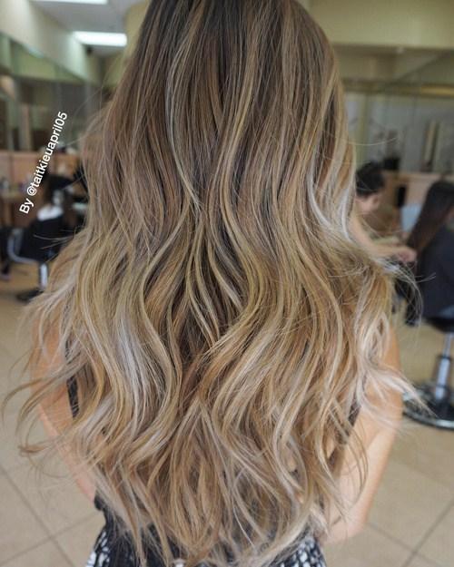 Beach-Babe Best Hair Colors for Winter 2019: Hottest Hair Color Ideas