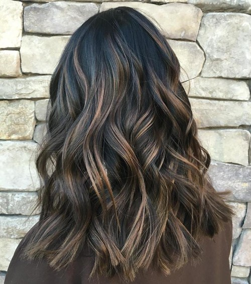 Coffee-and-Cream Best Hair Colors for Winter 2019: Hottest Hair Color Ideas