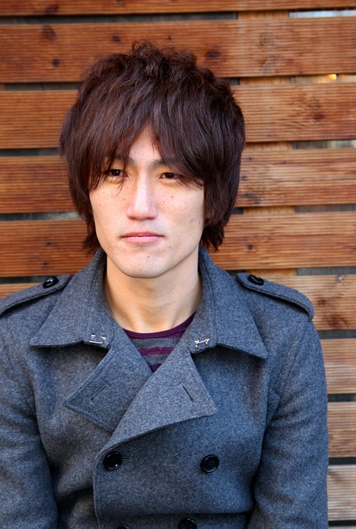 Fashion-Short-Haircut-for-Men Cool Korean and Japanese Hairstyles for Asian Guys