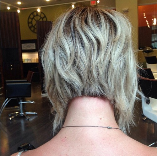 Graduated-Bob-Hairstyle Modern Bob Hairstyles for 2019 – Best Bob Haircut Ideas