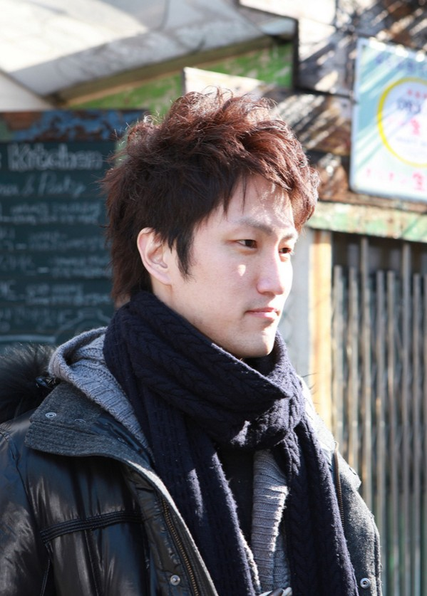 Guys-Handsome-Hairstyle-for-Winter Cool Korean and Japanese Hairstyles for Asian Guys