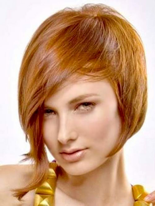 Hair-color-trends-for-fall-2019 Best Short Hair Color Trends 2019