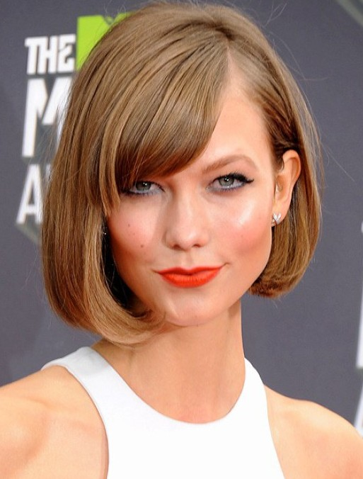 Karlie-Kloss-Short-Haircut Chic Short Cuts You Should Not Miss - Short Hair Trends for 2019