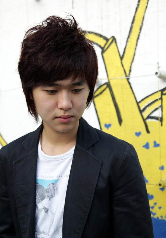 Korean-In-Hairstyle-for-Men Cool Korean and Japanese Hairstyles for Asian Guys
