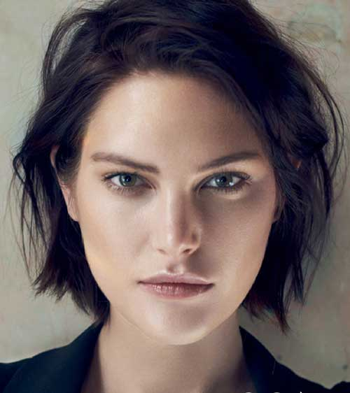 Messy-Hairstyles-for-Short-Hair Messy Hairstyles for Short Hair