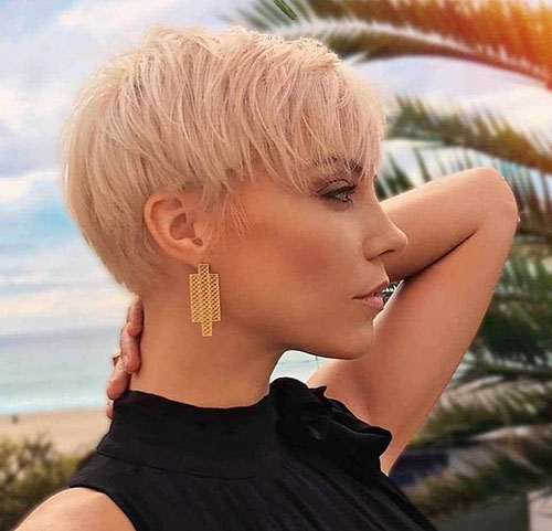 Modern-Hairstyle-for-Short-Hair Modern Hairstyles for Short Hair