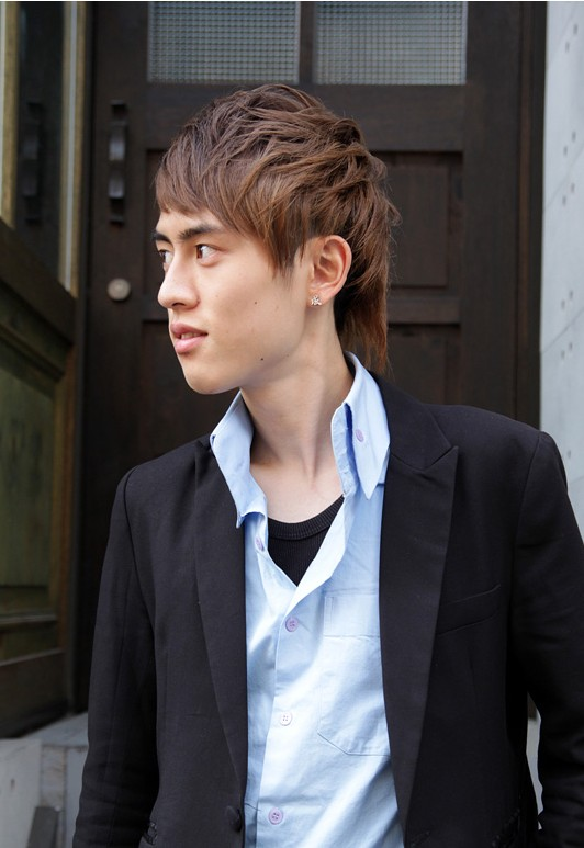 Popular-Korean-Hairstyles-for-Men Cool Korean and Japanese Hairstyles for Asian Guys