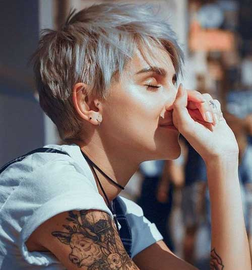 Short-Pixie-Haircut Pixie Hairstyles for the Best View