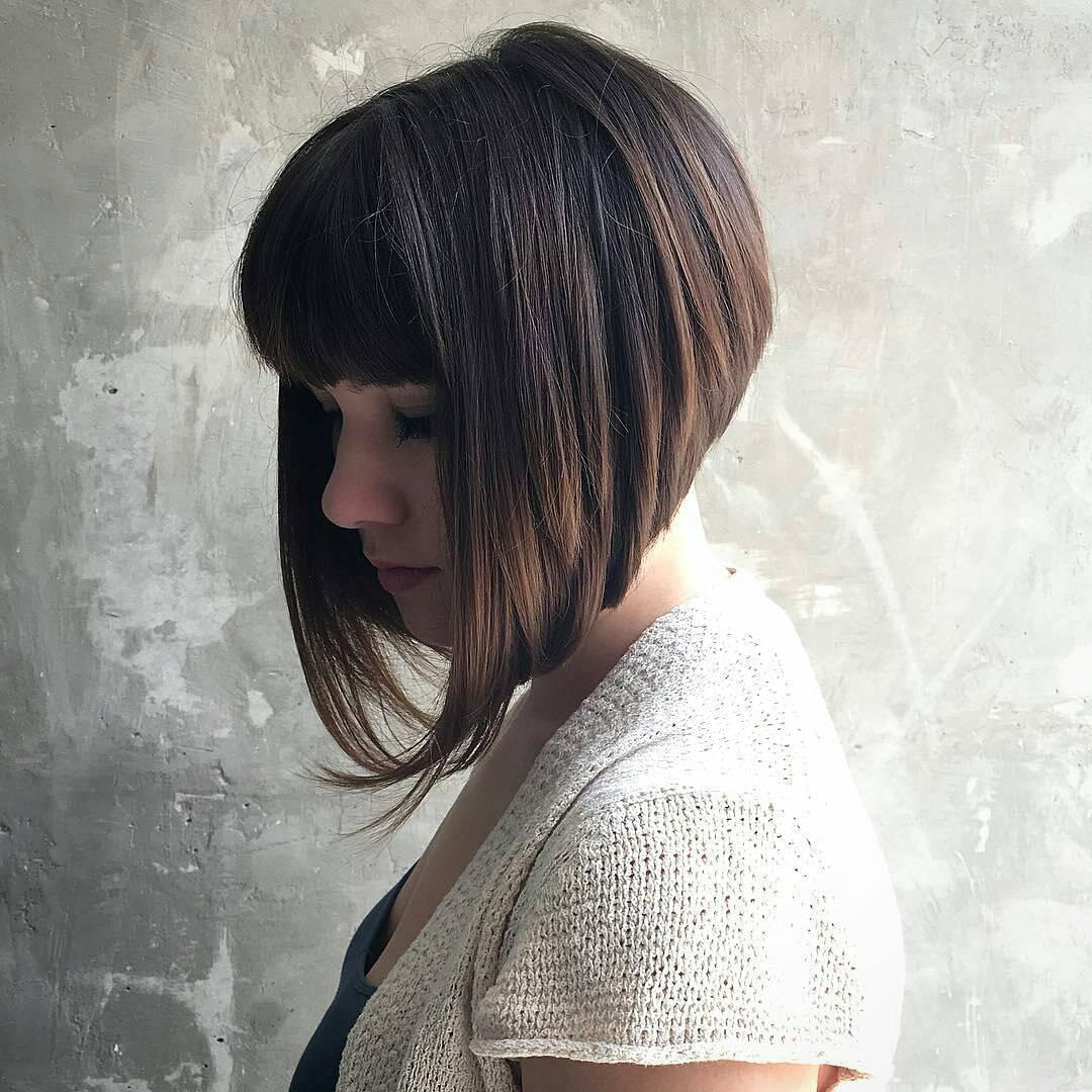 Simple-easy-bob-hairstyle-10 Modern Bob Hairstyles for 2019 – Best Bob Haircut Ideas