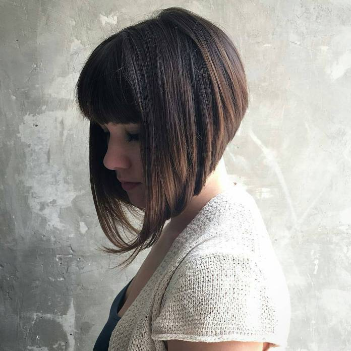 Simple-easy-bob-hairstyle-10 Modern Bob Hairstyles for 2019 – Best Bob Haircut Ideas