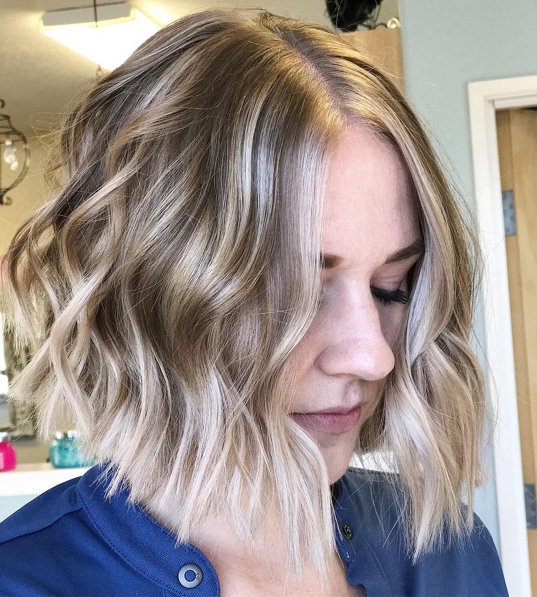 Simple-easy-bob-hairstyle-4 Modern Bob Hairstyles for 2019 – Best Bob Haircut Ideas