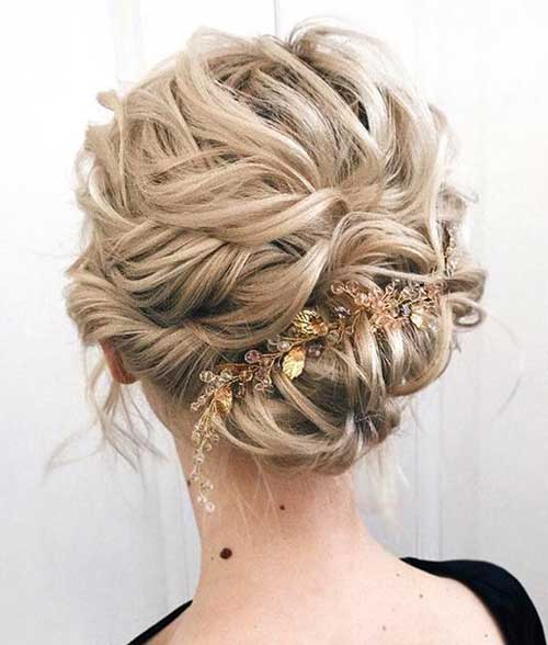 Special-Occasion-Short-Hair Short Formal Hairstyles with Hottest Way