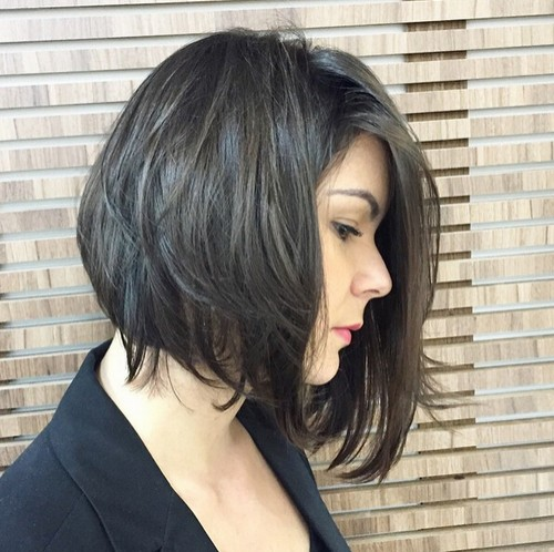 Straight-Bob-Hairstyle Modern Bob Hairstyles for 2019 – Best Bob Haircut Ideas