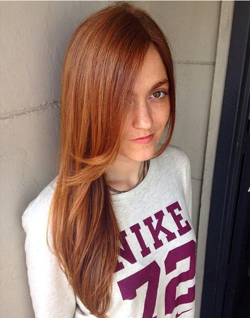 Straight-Hair-1 New Hairstyles and Hair Color Ideas for Fall