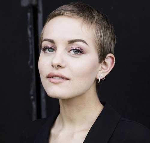 Too-Short-Pixie Pixie Hairstyles for the Best View
