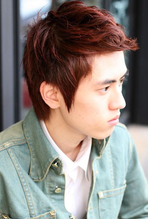 Trendy-Korean-Haircut-for-Men-–-Asian-guys-short-haircut Cool Korean and Japanese Hairstyles for Asian Guys