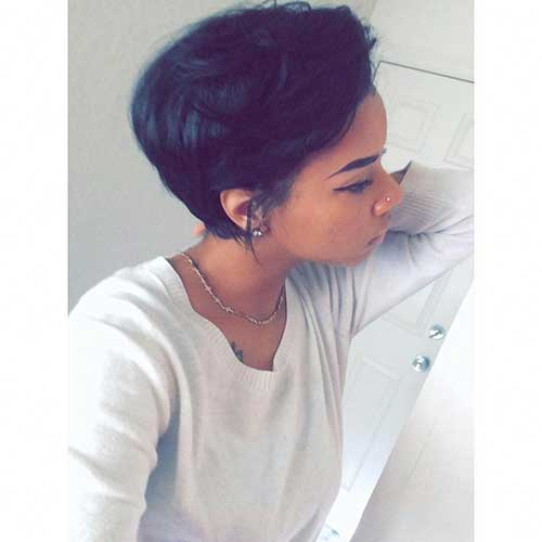 cute-short-haircuts-for-black-women-3 Cute Short Black Haircut Ideas