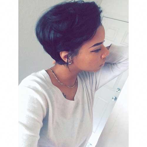 cute-short-haircuts-for-black-women-3 Cute Short Black Haircut Ideas
