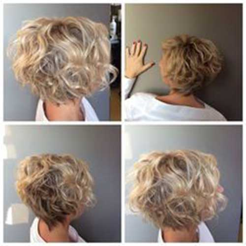 short-curly-hairstyles-for-women Best Short Haircuts for Women with Curly Hair