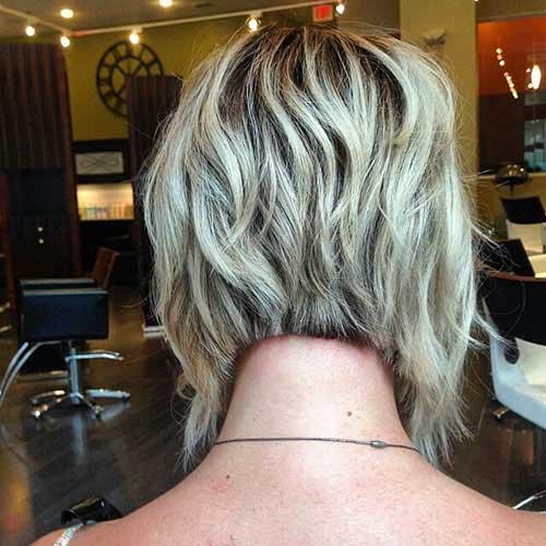 short-layered-bob-1 Popular Short Layered Hairstyle Ideas