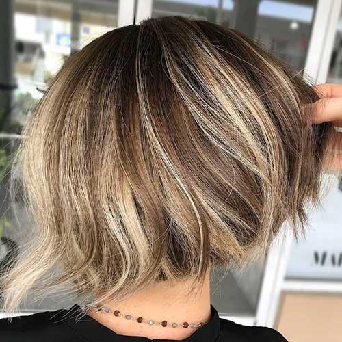 short-layered-hair-2 Popular Short Layered Hairstyle Ideas