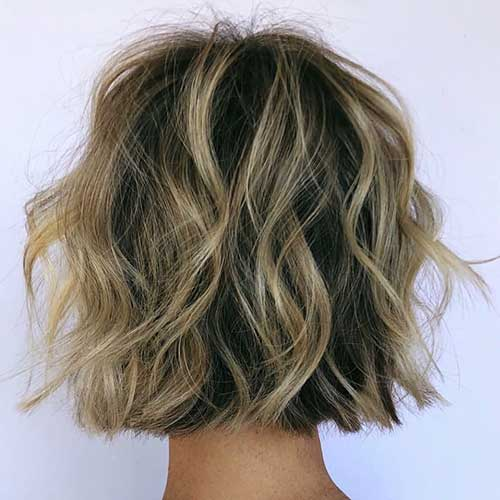 short-layered-hairstyles-3 Popular Short Layered Hairstyle Ideas