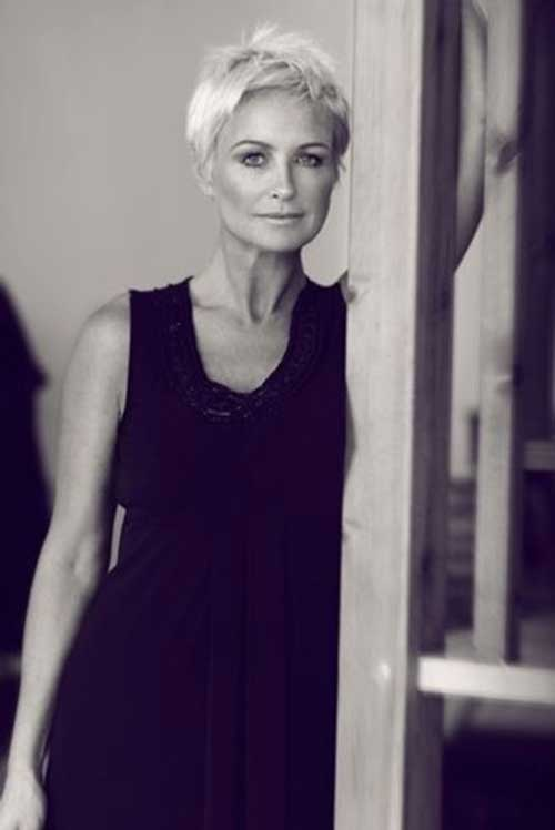 11.Pixie-Haircuts-for-Older-Ladies Cool Pixie Haircut for Older Ladies