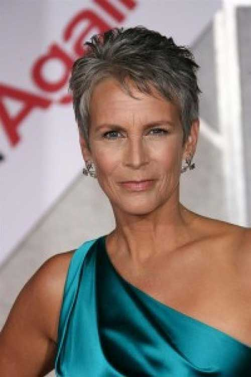 15.Pixie-Haircuts-for-Older-Ladies Cool Pixie Haircut for Older Ladies