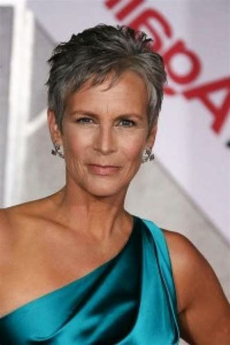 5-Short-Haircuts-2018-Over-50-561 Short Hairstyles for Fine Hair Over 60