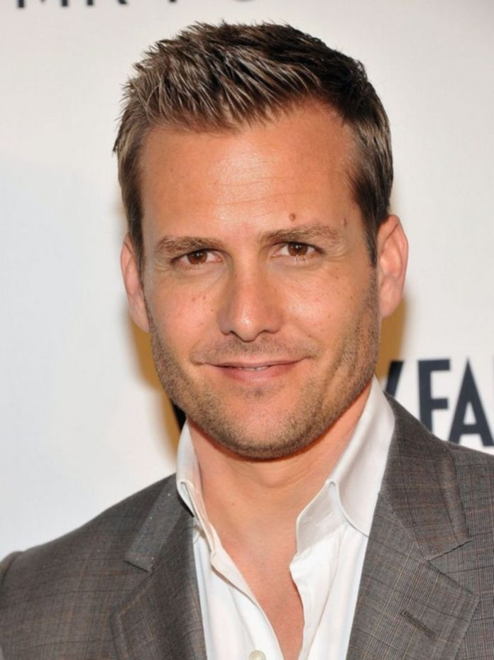 A-Simple-Spike-and-a-Stubble-Style Mens Hairstyles Over 40 for Dapper Look