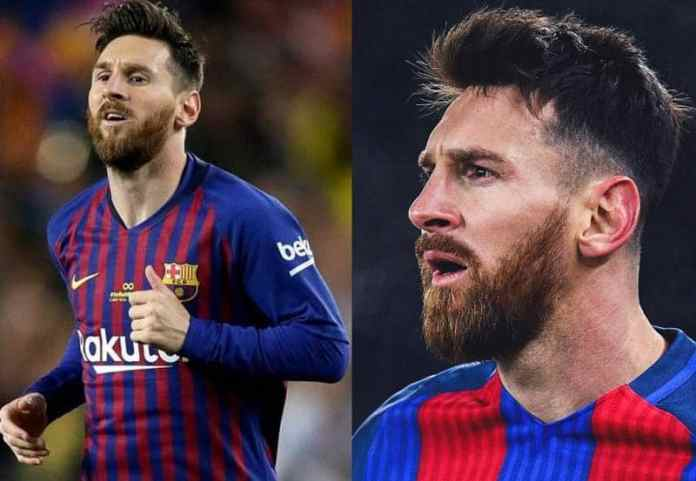 Beard-and-Tapered-Undercut Lionel Messi Beard Styles That Drive People Crazy
