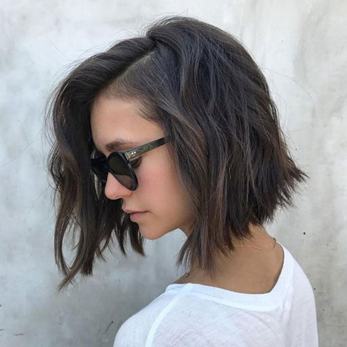 Best-Short-Low-Maintenance-Haircut-for-Thick-Hair New Ideas Short Haircuts for Thick Hair