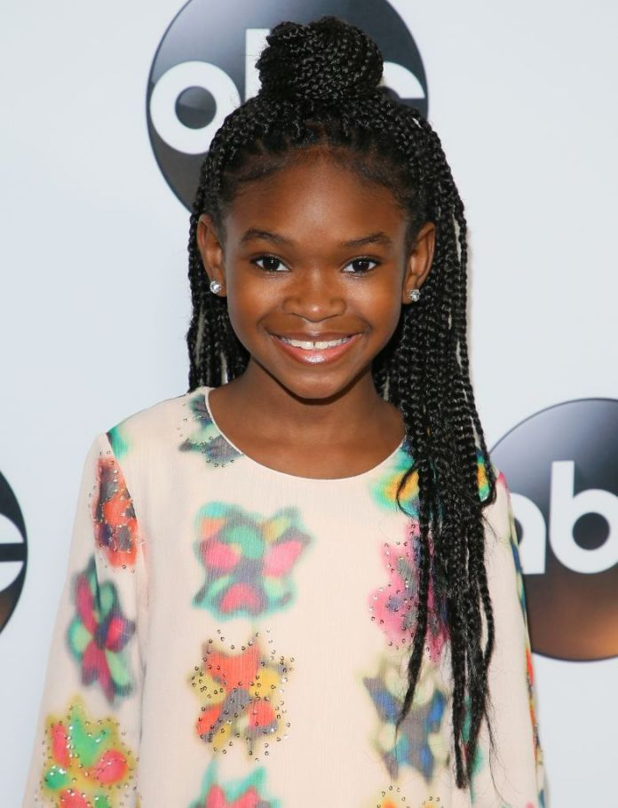Boxy-Bun-for-Fun Cute and Charismatic Black Girl Hairstyles