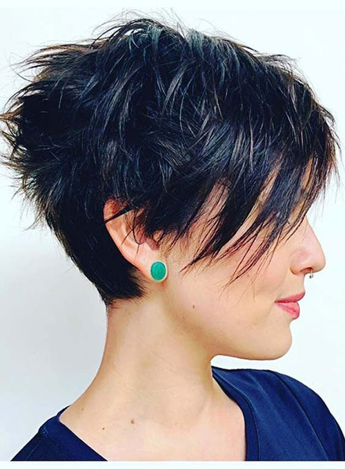 Edgy-Pixie-Haircut Latest Edgy Pixie Haircuts