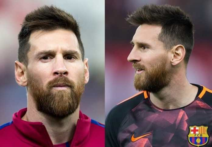 Full-Beard-with-Spikes Lionel Messi Beard Styles That Drive People Crazy
