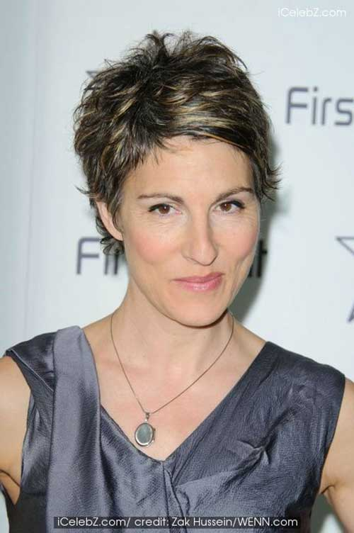 Ideas-of-Short-Hairstyles-for-Women-Over-50.4 Ideas of Short Hairstyles for Women Over 50