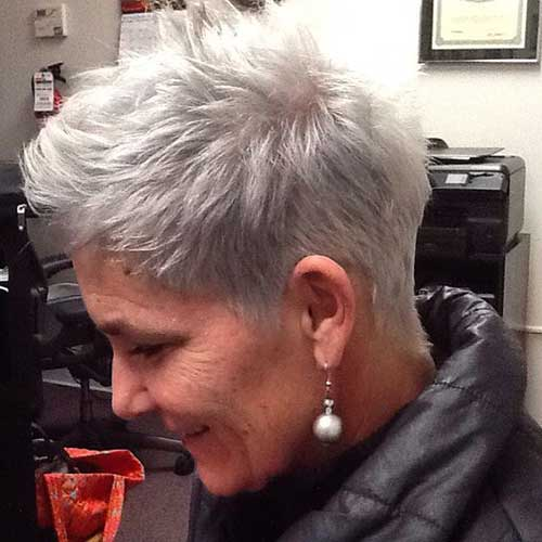 Ideas-of-Short-Hairstyles-for-Women-Over-50.5 Ideas of Short Hairstyles for Women Over 50